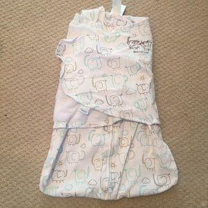 Newborn halo sleep sack